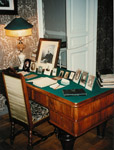 Экспозиции: Музей-квартира Н.А.Римского-Корсакова. Фрагмент экспозиции