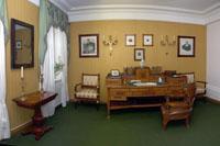 Экспозиции: Барский дом. Кабинет М.Ю, Лермонтова