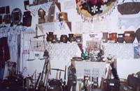 Фрагмент экспозиции Предметы быта и орудия труда