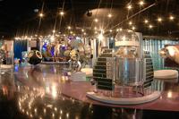Экспозиции: Зал Утро космической эры