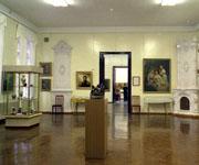 Белокаменный зал. Государственный музей изобразительных искусств Республики Татарстан