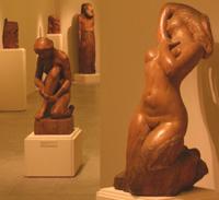 Экспозиции: В Третьяковской галерее Зелибоба расскажет детям о деревянной скульптуре