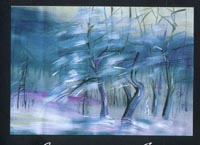 Экспозиции: Л.Балахнина Зимний ветер