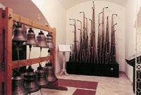 Фрагмент коллекции музыкальных инструментов