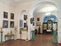 Экспозиции: Европейская коллекция, Музей промышленности и искусства