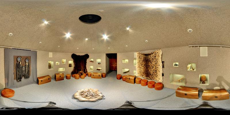 Экспозиции: Экспозиционный зал Начало начал