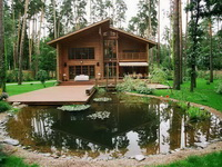 Новое деревянное 1999-2009.