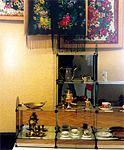 Фрагмент экспозиции художественного раздела музея