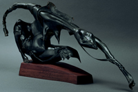 Скульптура и графика Даши Намдакова в Третьяковской галерее