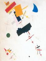 Экспозиции: К.Малевич. Супрематизм.1915-1916. Холст, масло. 80,5х71