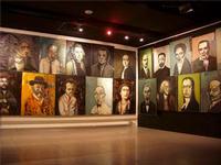 Выставка П.Швецова в Музее УралГАХА