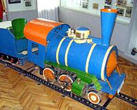Цирковая железная дорога А.Л. Дурова