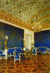 Экспозиции: Синяя гостиная (быв. Юсуповский дворец)