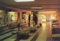 В залах музея МИФИ
