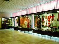 Фрагмент выставки Культура и быт народов Башкортостана