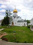 Экспозиции: Рождественский собор Саввино-Сторожевского монастыря. Начало XV в.