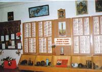 Фрагмент экспозиции. Зал воинской славы