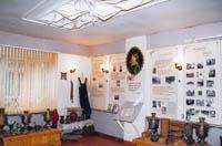 Экспозиция музея М. Цветаевой