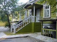 Дом-музей декабристов. Главный вход