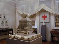Экспозиции: Зал Движение сестер милосердия и деятельность Общества Красного Креста в России