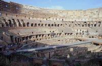 Рим. Колизей, 69 - 90 гг. н. э.