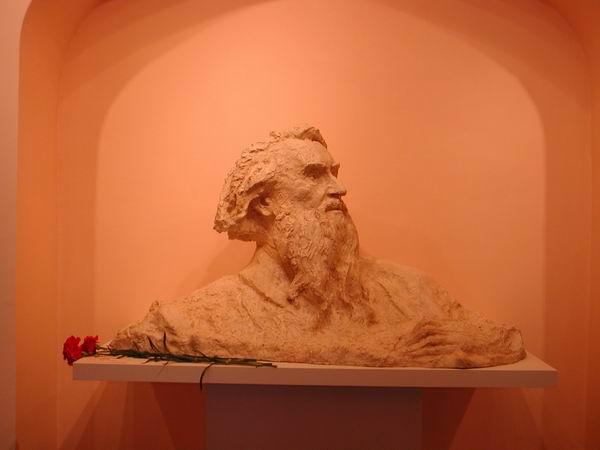 Экспозиции: Открылся музей скульптуры Коненкова