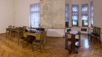 Рабочая комната В.И. Ленина