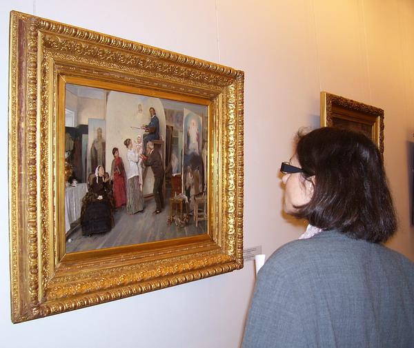 Экспозиции: На новой выставке Русского музея Картины о жизни