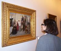 На новой выставке Русского музея Картины о жизни