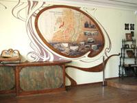 Зал XIX века. Музей Симбирская фотография