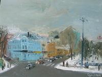 Константин Сутягин. Трубная.
