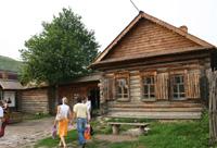 Дом-музей И.Е. Репина в с. Ширяево