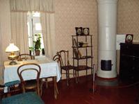 Фрагмент мемориальной комнаты В.И. Ульянова (Ленина)