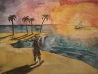 Экспозиции: Робинзон Крузо.Даниэль Дэфо