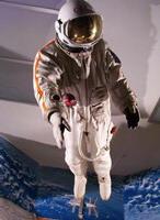 Музей космонавтики и ракетной тенхники. Паря в невесомости
