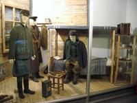 Мемориальный музей немецких антифашистов. Фрагмент экспозиции