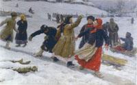 Экспозиции: Ф.В. Сычков С гор, 1910