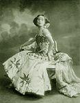 Экспозиции: Анна Павлова в театральном костюме. Фотография 1910-х гг. Театральный музей им. А.А.Бахрушина