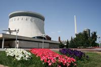 Музей-панорама Сталинградская битва