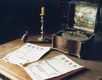 Фрагмент интерьера  краеведческого музея