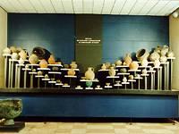 Выставка изделий керамики из курганов савроматской и сарматской культур