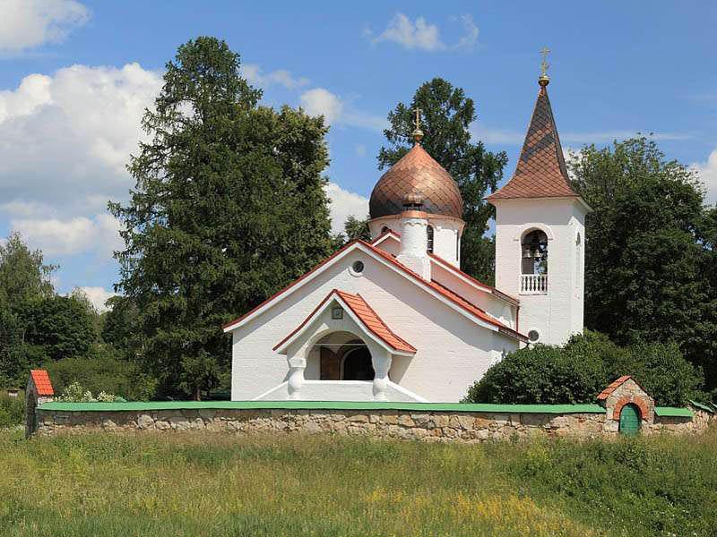 тульская берег оки церковь Студопедии