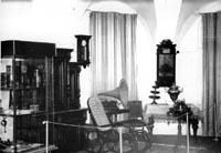 Интерьер купеческой комнаты