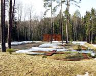 Польское захоронение. Братские могилы. Фото А.Лебедева