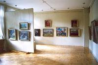Экспозиция Профессиональное искусство Алтая