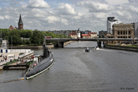 А. Будник. Панорама Калининграда. 2011. Музей Фридландские ворота