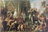 Якоб Йорданс Апостолы Павел и Варнава в Листре 1645