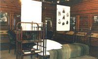Обстановка казанской гостиницы Булгар, где жил Г. Тукай