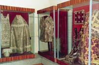 Фрагмент экспозиции древнерусского искусства