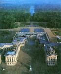 Экспозиции: Версаль. Вид с высоты птичьего полета